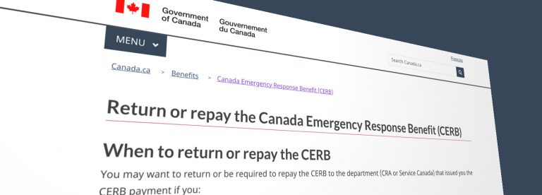What You Need to Know about CERB for Tax Season